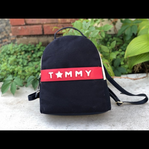 tommy hilfiger backpack limited edition
